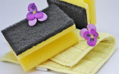 Le nettoyage de printemps: le rendre rapide, facile et efficace